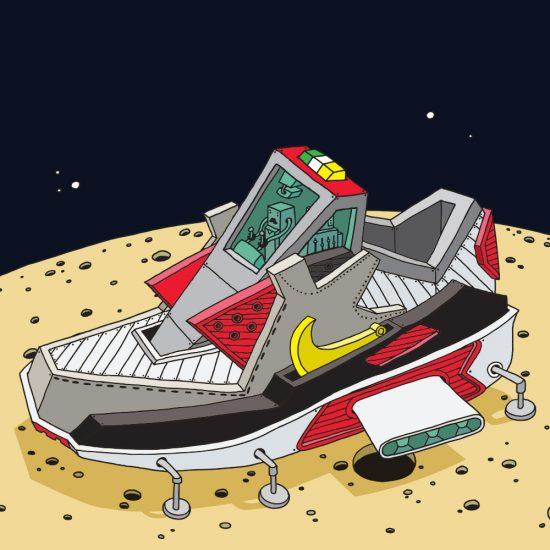 Nike prints