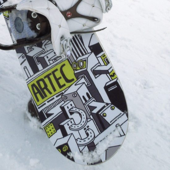 Artec Snowboards